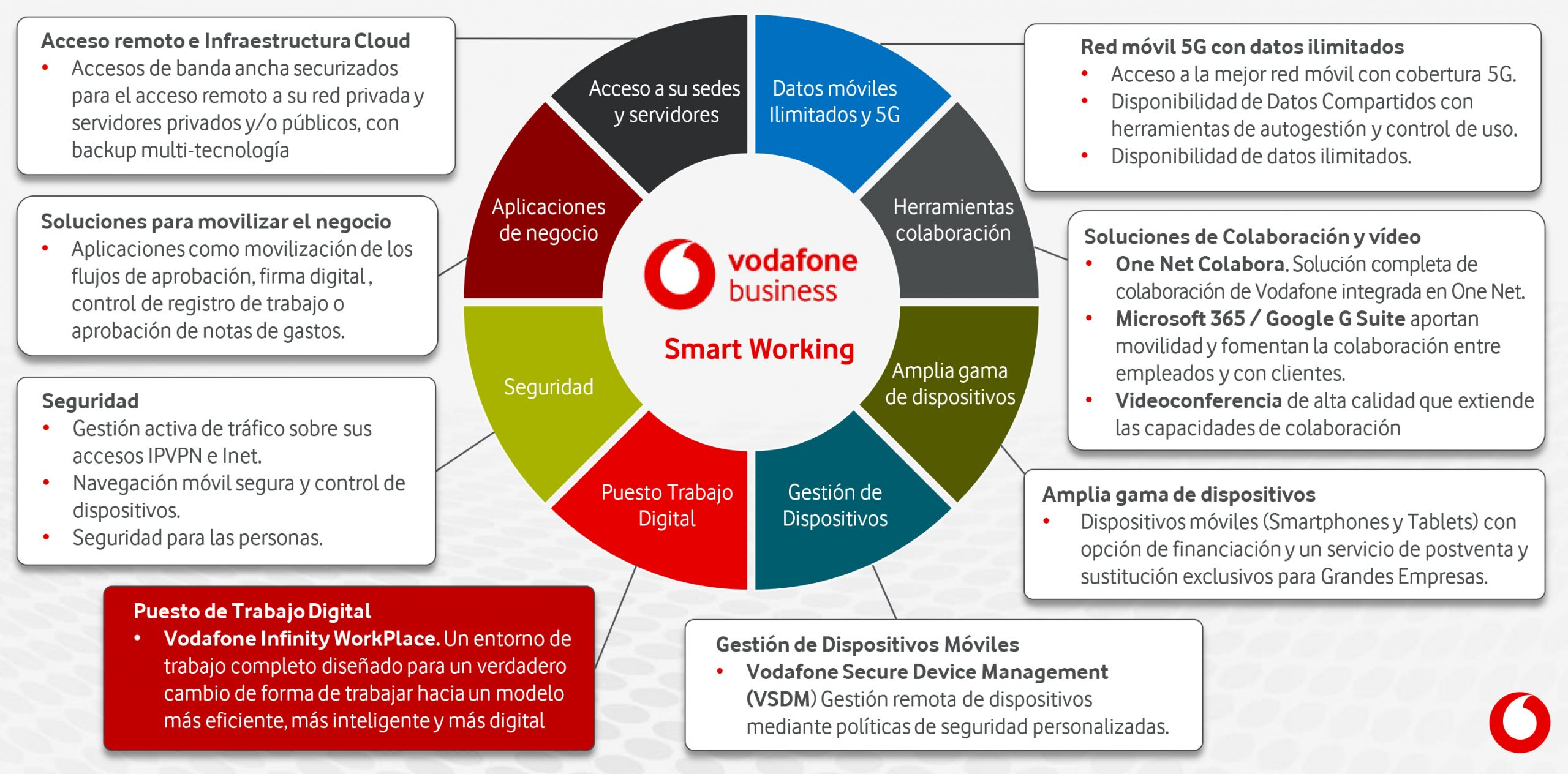 Vodafone Infinity Workplace